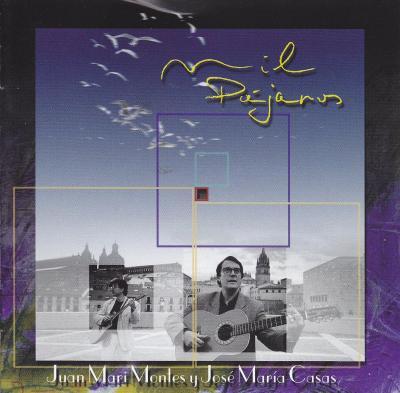 Mil pájaros. Edita:  Vaso Music. 1999