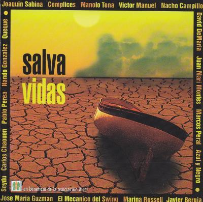Salvavidas. Alía Discos. 2002