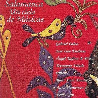 Salamanca, Un cielo de músicas. Edita Caja Duero. 2002